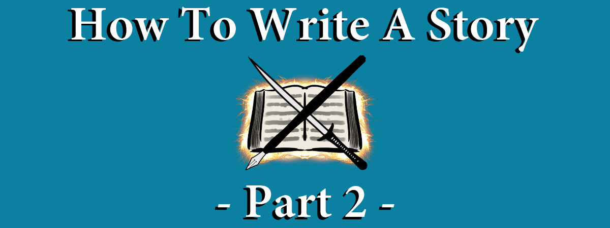Story writing lessons for kids, part 2 by Adam Oakley, author. Creative writing lessons for kids.